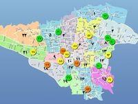 شاخص کیفیت هوای امروز تهران +نقشه