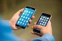 رجیستری گوشی مسافری روی میز خدمات الکترونیکی