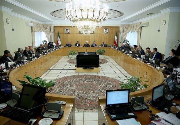 هیات وزیران تشکیل اتاق اصناف کشاورزی ایران را مصوب کرد