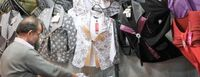 سایه رکود بر بازار پوشاک شب عید