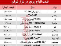 قیمت انواع زودپز دربازار تهران چند؟ +جدول