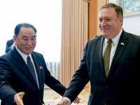 مذاکرات پومپئو در کره شمالی بر سر خلع سلاح اتمی +عکس