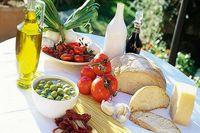 کاهش خطر پیشرفت سرطان پروستات با رژیم غذایی مدیترانهای