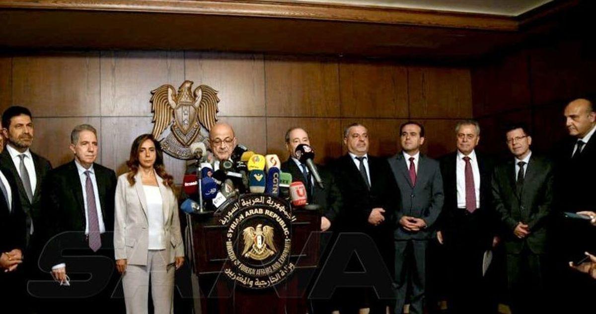 دمشق درخواست لبنان برای انتقال گاز مصر و برق اردن را پذیرفت