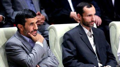 پیام نوروزی محمود احمدینژاد با همنشینی بقایی