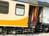 حادثه برای قطار مسافری تهران-تبریز و خروج یک واگن از خط