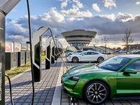 نصب ۲۷۰۰جایگاه شارژ سریع خودروهای برقی