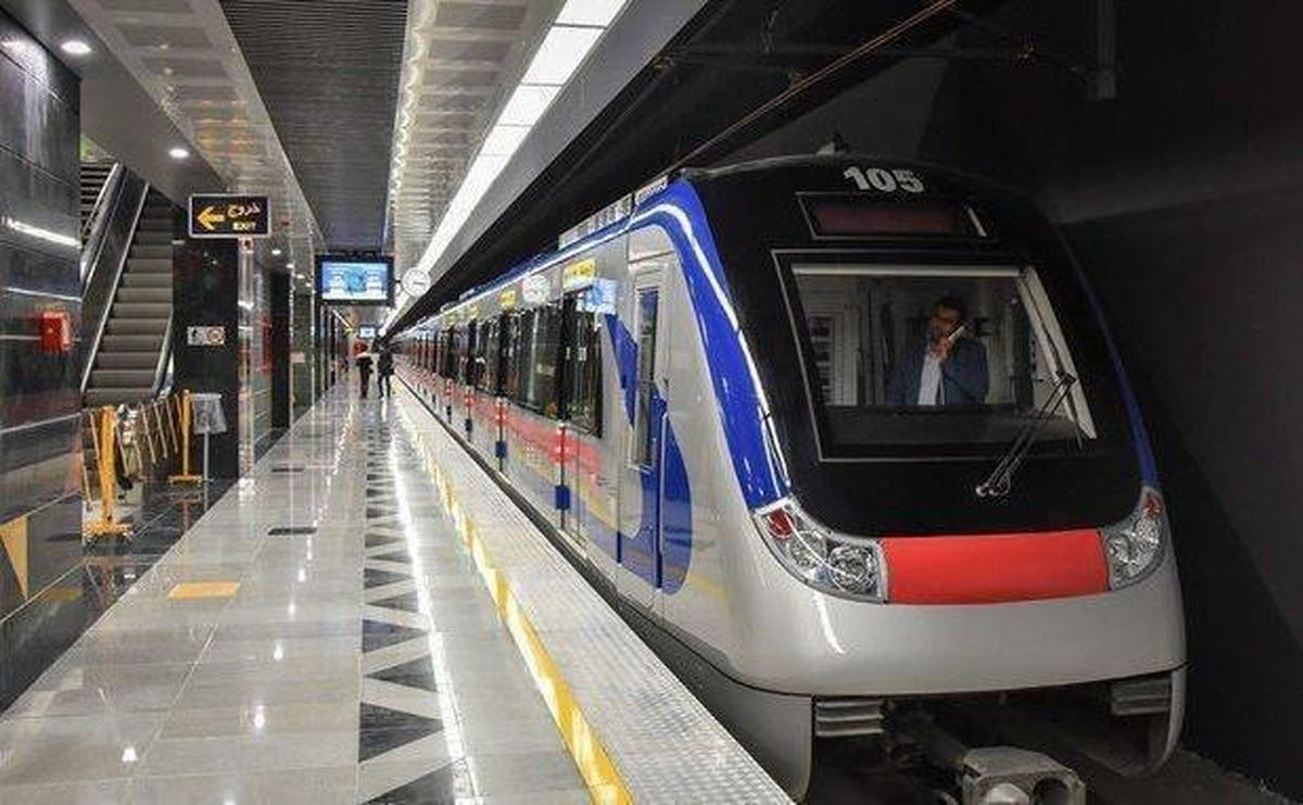 اقدامات متروی تهران برای پیشگیری از شیوع کرونا