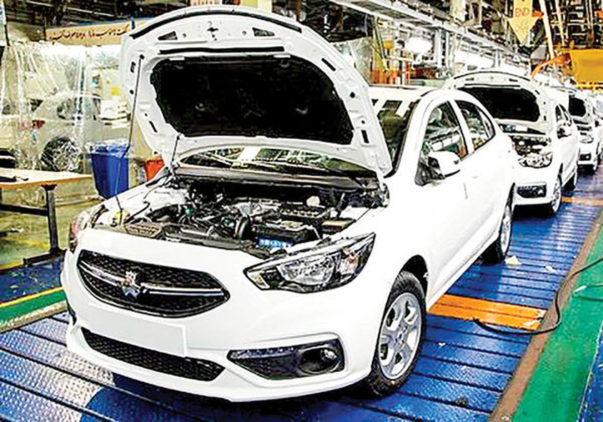 خودروسازان از برنامه تولید عقب ماندند