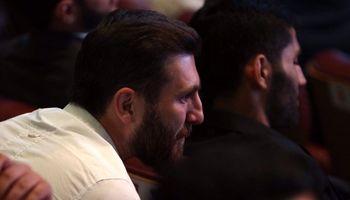 مسی ایرانی درمراسم توپ طلا +عکس