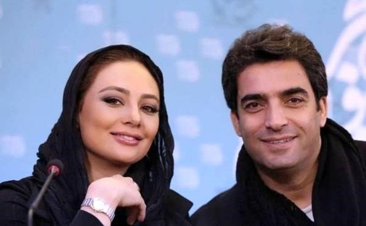 خانواده خوشحال منوچهر هادی و یکتا ناصر +عکس