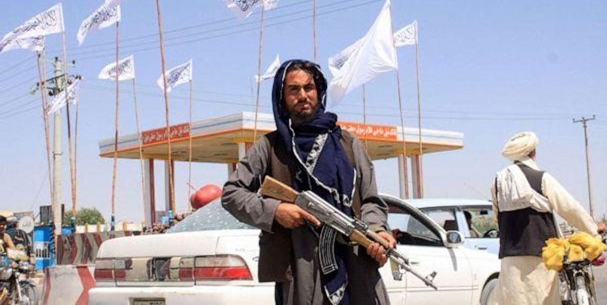 حضور عناصر طالبان در پارلمان افغانستان + عکس