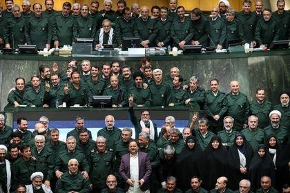 صحن علنی مجلس شورای اسلامی +تصاویر