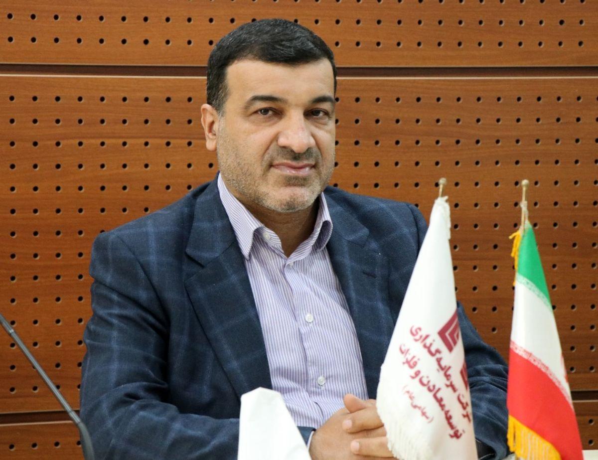 علی محمدی سکان مدیریت فولاد ارفع را به دست گرفت