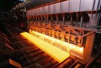 ۶ میلیون تن؛ صادرات شمش فولاد