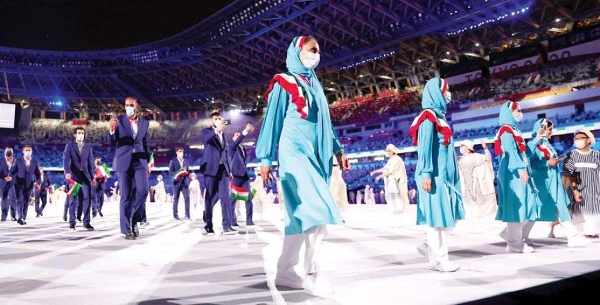 ادعای جالب درباره لباس ایرانیها در توکیو