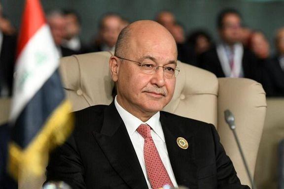 پیام صریح بغداد به واشنگتن درباره ایران