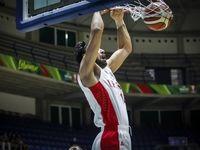 پیروزی مقتدرانه نماینده بسکتبال ایران در آسیا