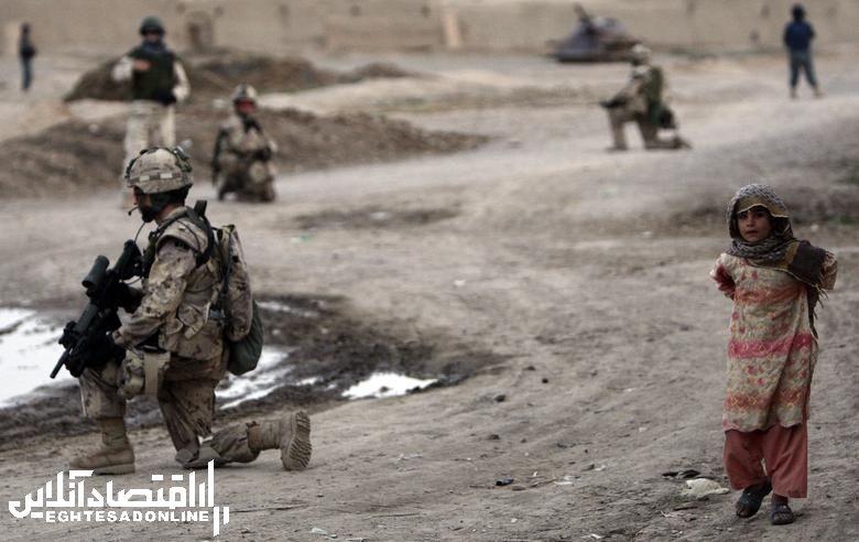 ۲۰ سال حضور در افغانستا ن