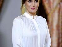 طراحی جدید لباسهای ملکه اسپانیا +تصاویر