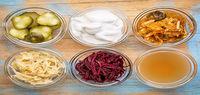 6 ماده غذایی پروبیوتیک فوق العاده سالم که باید در رژیم غذایی باشند