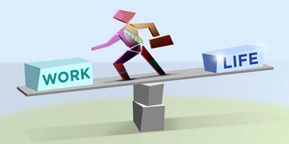 چگونه بین کار و زندگی تعادل ایجاد کنیم؟