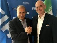 رییس فیفا: ایران برای حضور زنان در ورزشگاهها اطمینان داده است