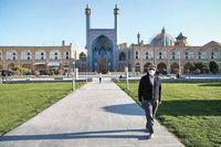 آمار رشد گردشگری ایران ۷۲درصد افت کرد