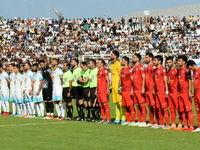 پیروزی شاگردان علی کریمی در یک بازی جنجالی