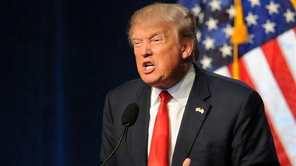 ترامپ: بار دیگر رسانههای آمریکایی را تحقیر کرد