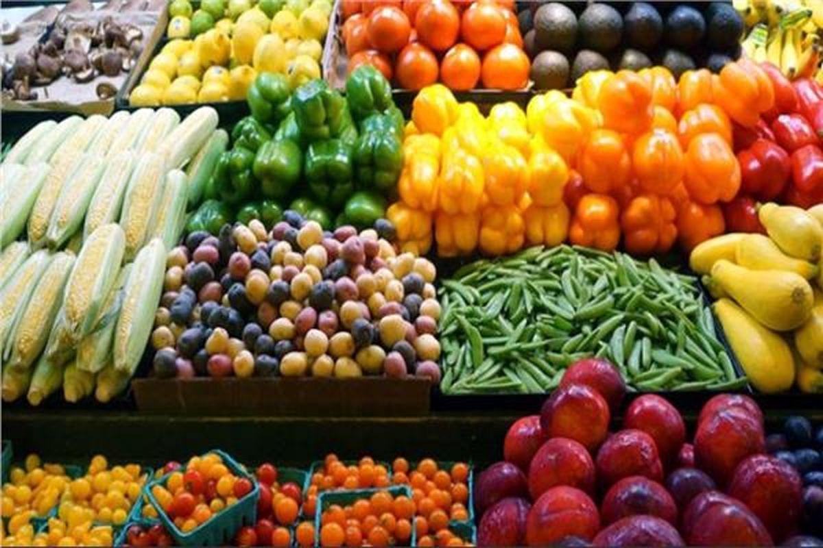 جدیدترین قیمت اقلام خوراکی در میادین میوه و ترهبار