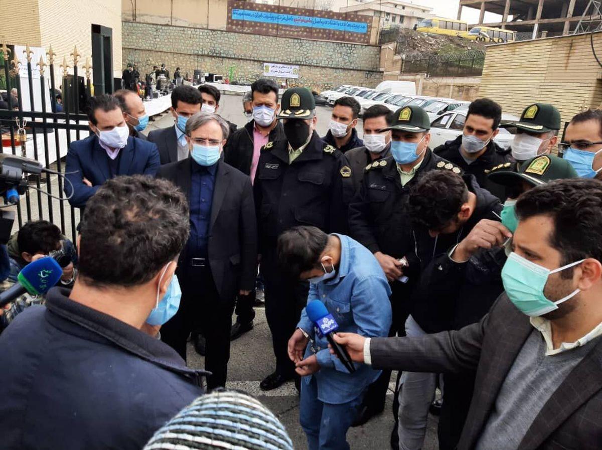 اعطای مرخصی به سارقان زندانی در البرز ممنوع شد