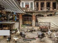 بازار سنتی رشت +عکس