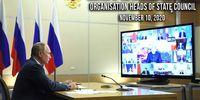 پوتین: کرونا را سیاسی نکنید