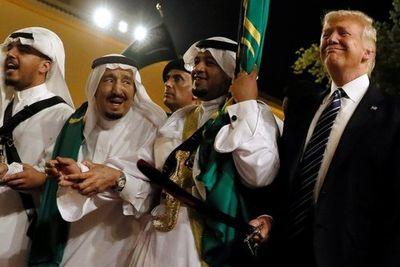 یاوه گویی ملک سلمان در نشست ریاض علیه ایران