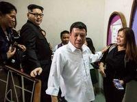 بدل رهبر کره شمالی در فیلیپین +تصاویر