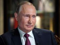 پوتین در جمع هواداران خود در میدان سرخ سخنرانی میکند