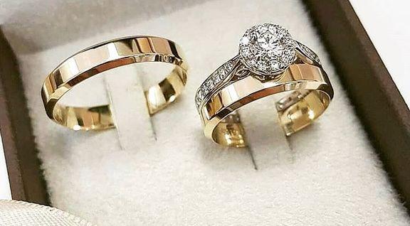 عروسی با حلقه بدلی!