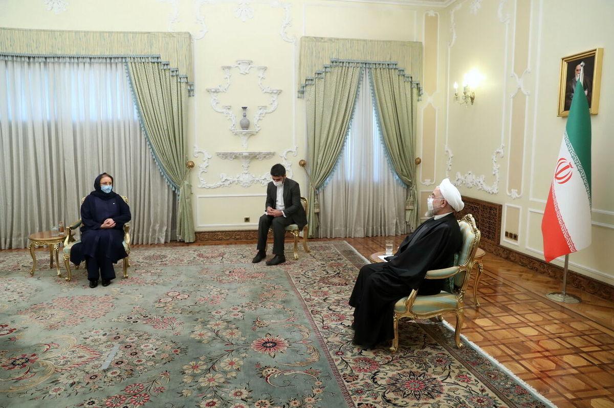 شرایط برای همکاریهای بینالمللی ایران تغییر کرد
