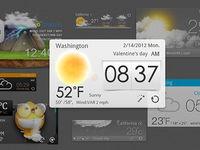 چرا نرمافزارهای پیشبینی آبوهوا اینقدر باهم فرق دارند؟
