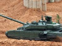 تانکهای روسی ماهوارهای +عکس