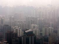 آسمان پایتخت تا پایان هفته خاکستری است