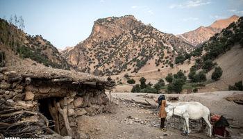 زندگی در روستاهای منطقه موگویی +تصاویر