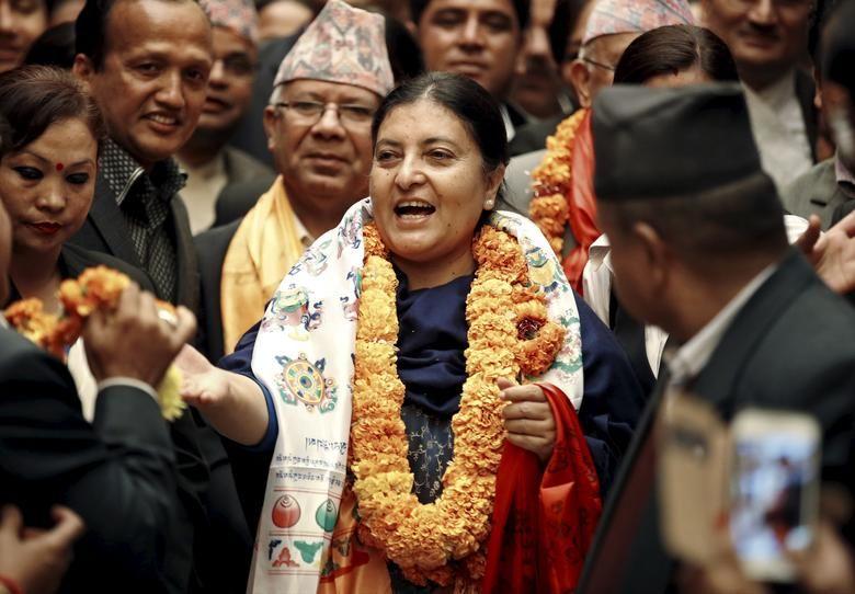 زنان رهبر جهان نپال