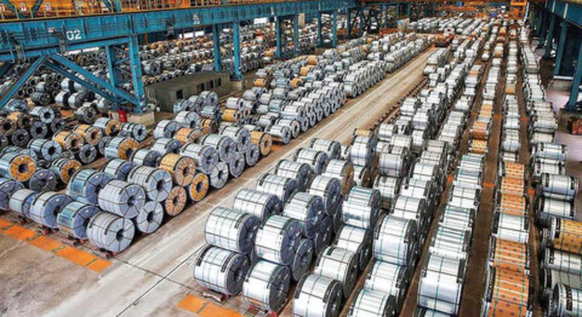 عبور از مرز ۷میلیون و ۶۰۰هزار تن فروش انواع محصولات شرکت فولاد مبارکه در سال «جهش تولید»