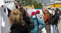 تظاهرات ایتالیاییها علیه اجباری شدن ماسک
