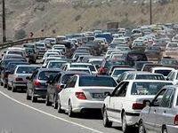 کاهش ۴.۱درصدی تردد جاده ای