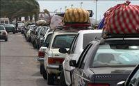 مسافران به سرعت از تهران و البرز خارج شوند