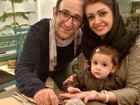 کیک تولد دو سالگی دختر هدایت هاشمی +عکس