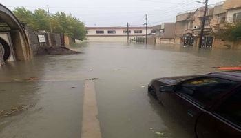 آماده باش 5استان عراق در برابر تهدید سیلاب